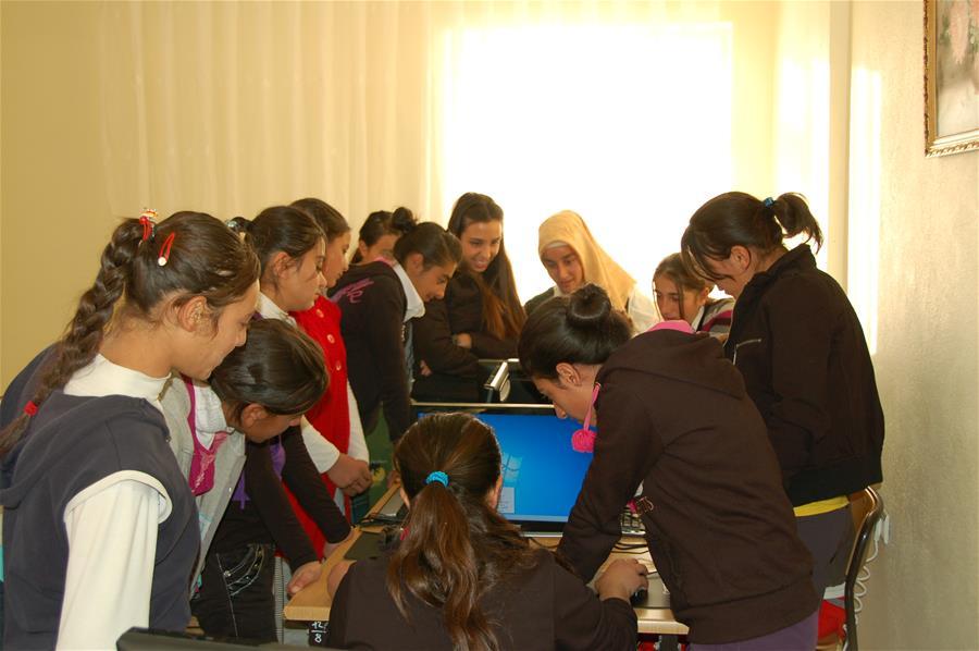Kars'taki Kızlar İlerliyor (2010 - 2011)